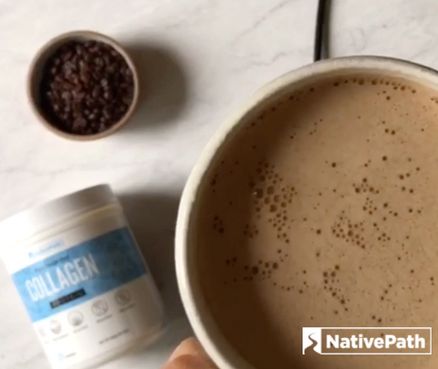 NativePath Collagen Coffee