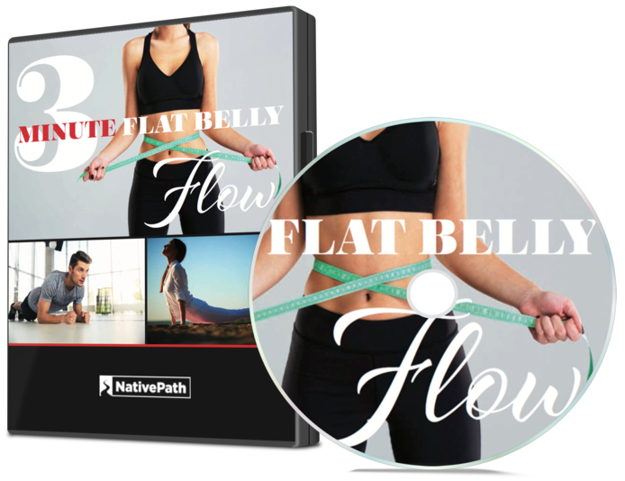 3 Minute Flow DVD