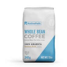 Load image into Gallery viewer, NativePath Whole Bean Coffee