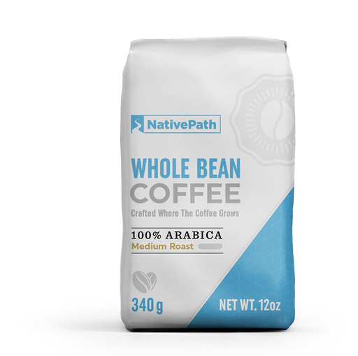 NativePath Whole Bean Coffee