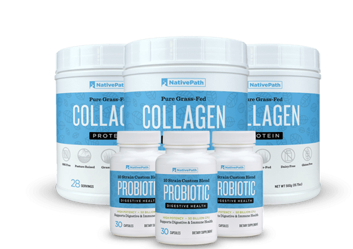 90 Day Ultimate Collagen Digestive Reset Kit