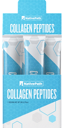 NativePath Collagen To-Go Packs