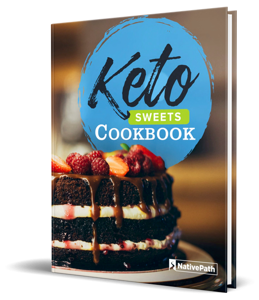 Keto Sweets Cookbook