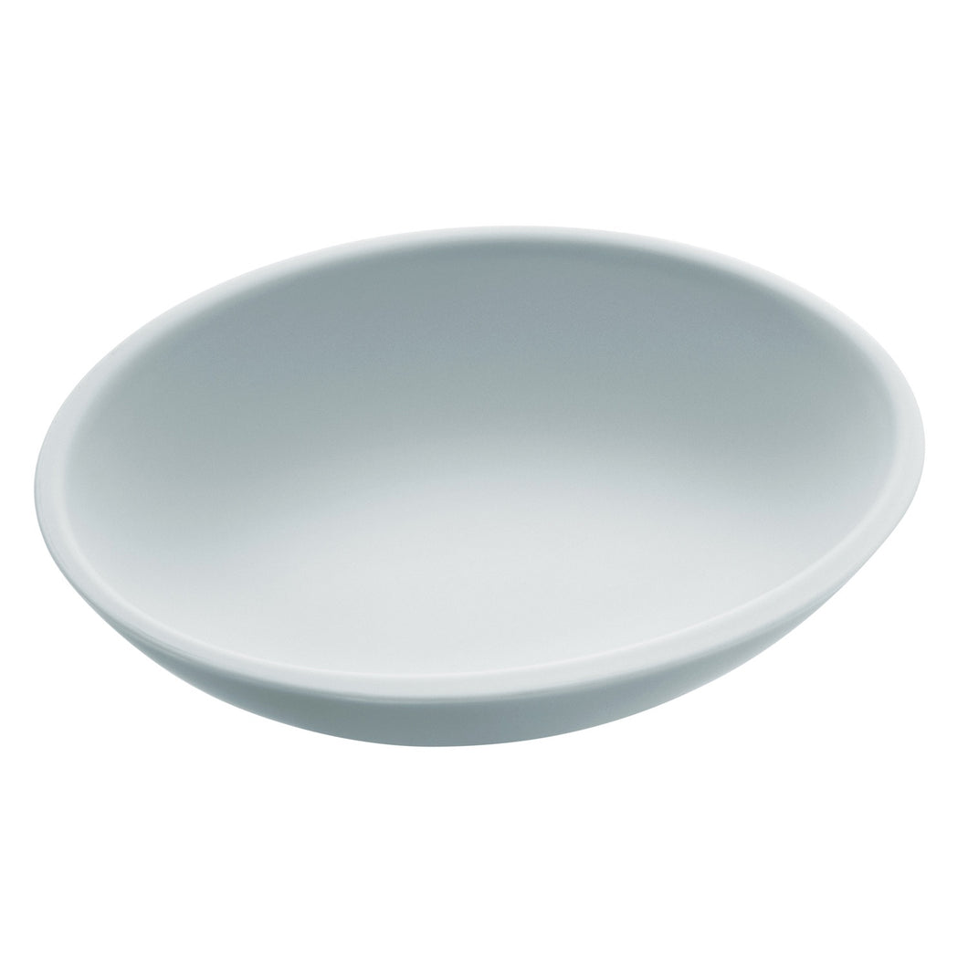 Saku Soap Dish Soft White