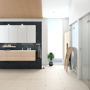 Calidris Double Vanity Unit