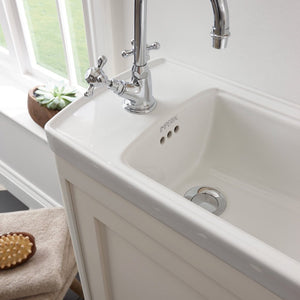 Ripples cloakroom basin design