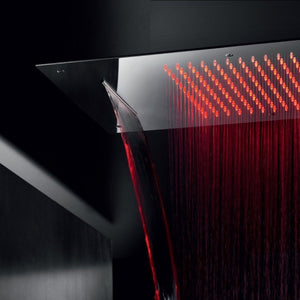 Chromotherapy Shower