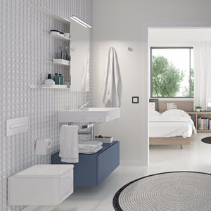 Cosmic Furniture and Basin Blue