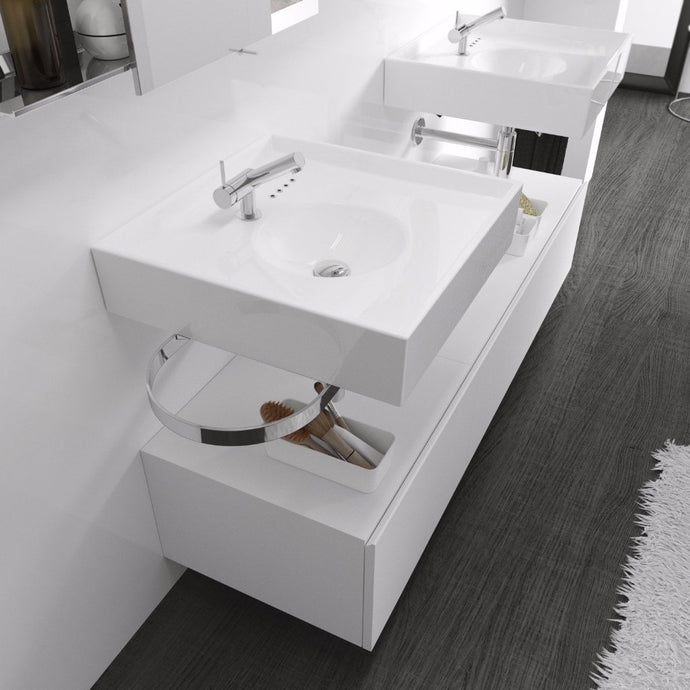 Cosmic Furniture and Basin White