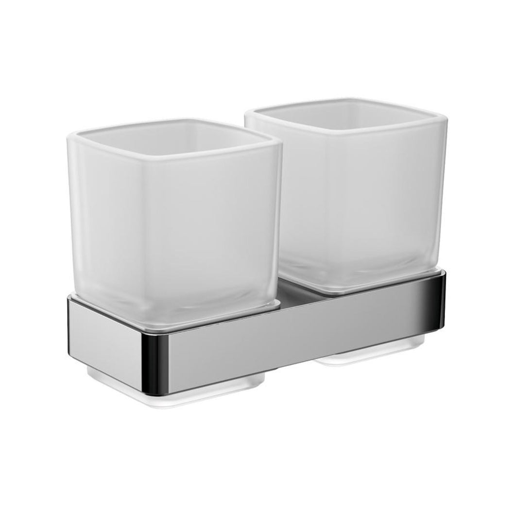 Loft Double Glass Holder