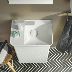 Iveo Furniture and Basin