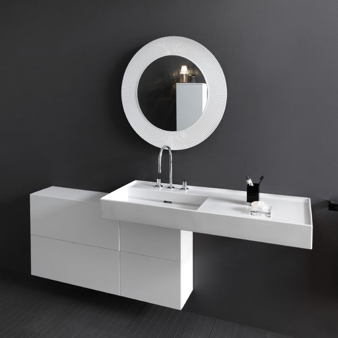 Kartell Furniture and Basin