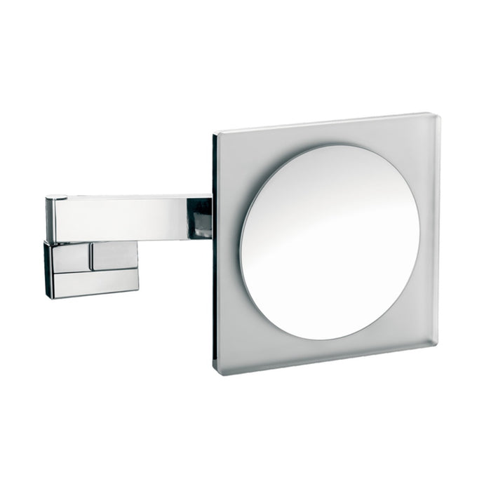 LED Shaving & Cosmetic Mirror Square 004