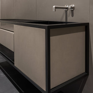 Moab Metal Furniture and Basin