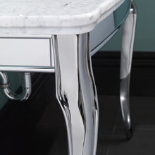 Ripples basin washstand chrome