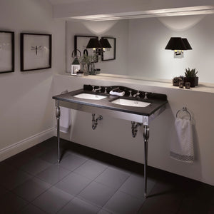 Ripples Double basin washstand
