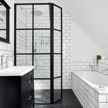 Crittall Shower Panels
