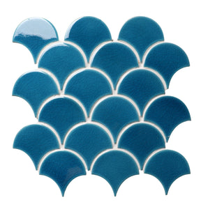 Atlantis Scallop Tile