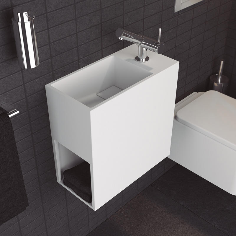 Compact Lateral Basin