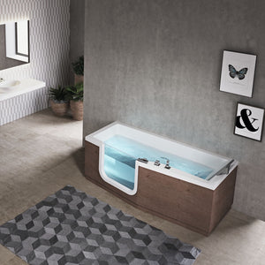 Divina Iris Wellness Easy Access Bath