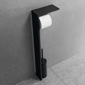 EDGE Paper Holder & Toilet Brush
