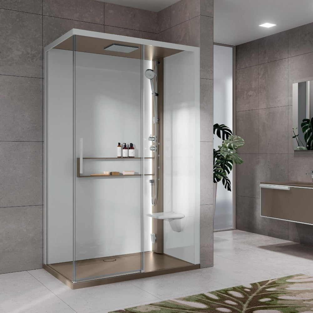 Glax Multifunction Shower Cubicle