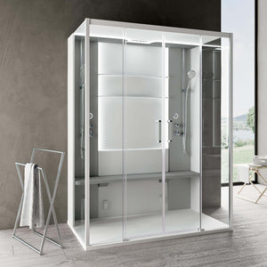 Skill Dual - Multifunction Steam Cubicle