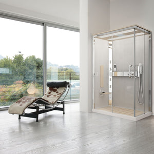 Nexis Multifunction Shower Cubicle