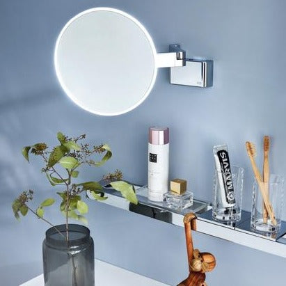 Shaving and Cosmetic Mirror