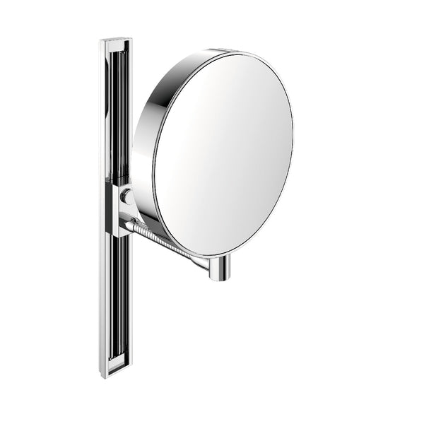 Wall Mounted Shaving and Cosmetic Mirror 115