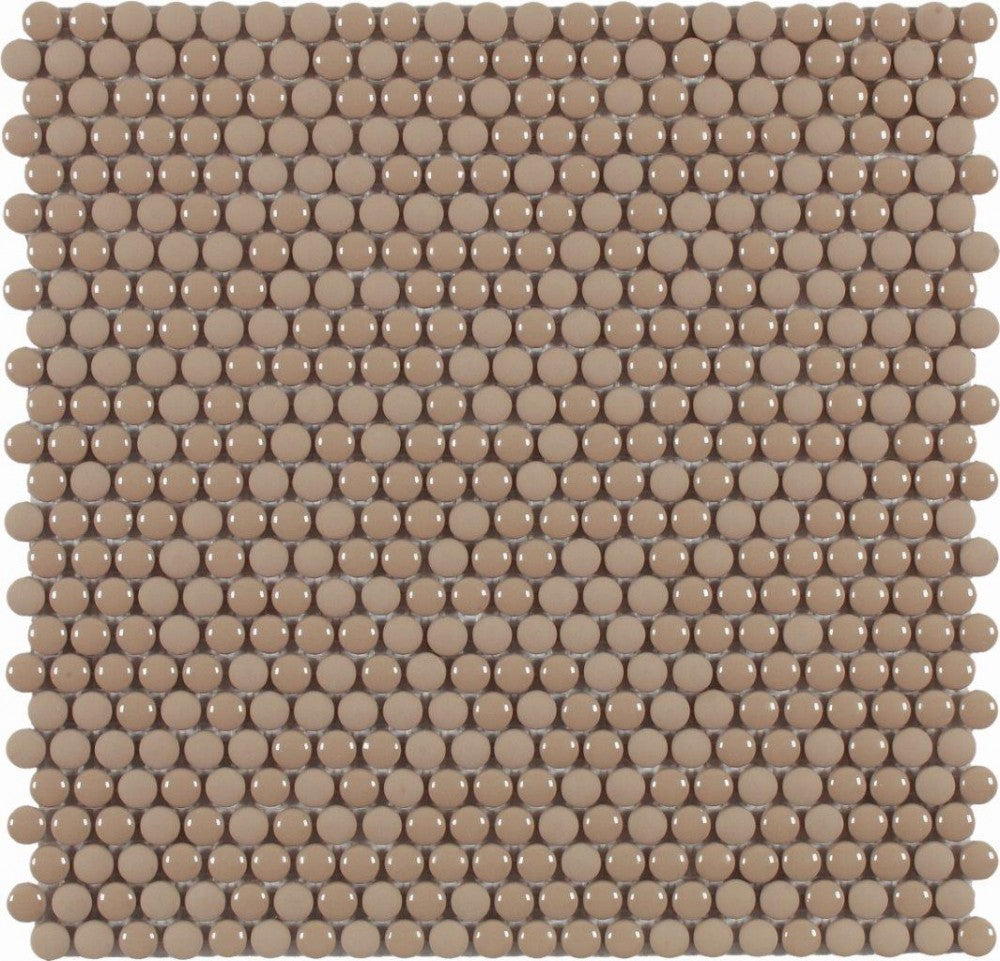 Glass Dot Mosaic Tile