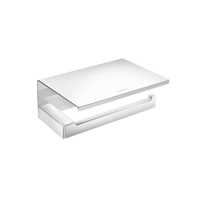 Bath Life Paper Holder With Cover