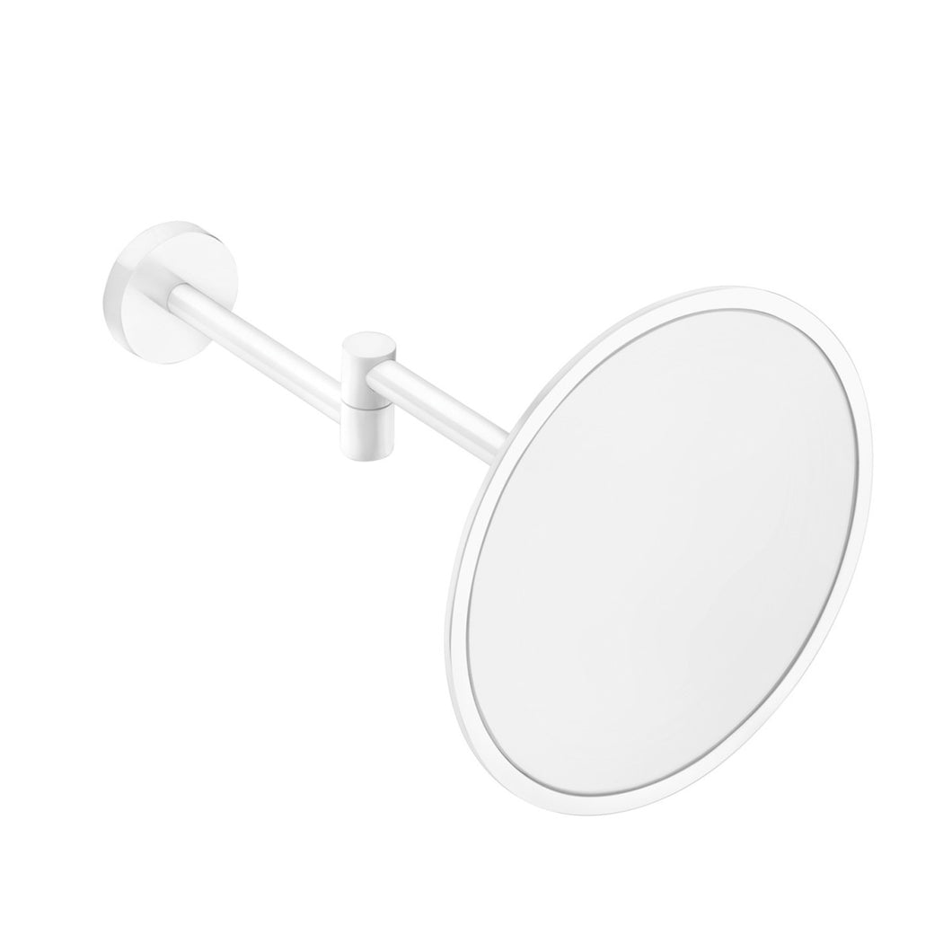 Black & White Wall Mounted Mirror