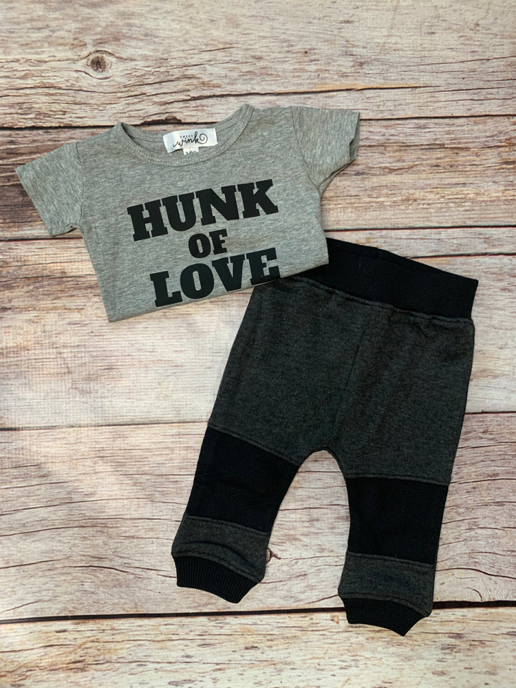 Little Gray Joggers