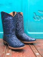 Midnight Rider Cowgirl Boots