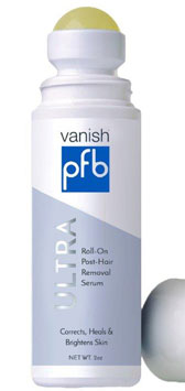 PFB Ultra Ingrown Hair Treatment, Heals and Brightens Skin