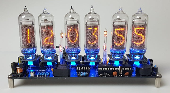 QTC+ Nixie Clock Kit