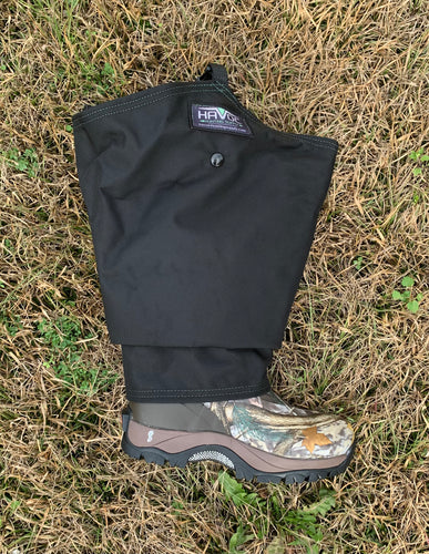Yoder Stealth Boots Camo with Chaps