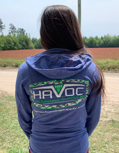 Havoc Hunting Supply Hoodie Long Sleeve Shirt