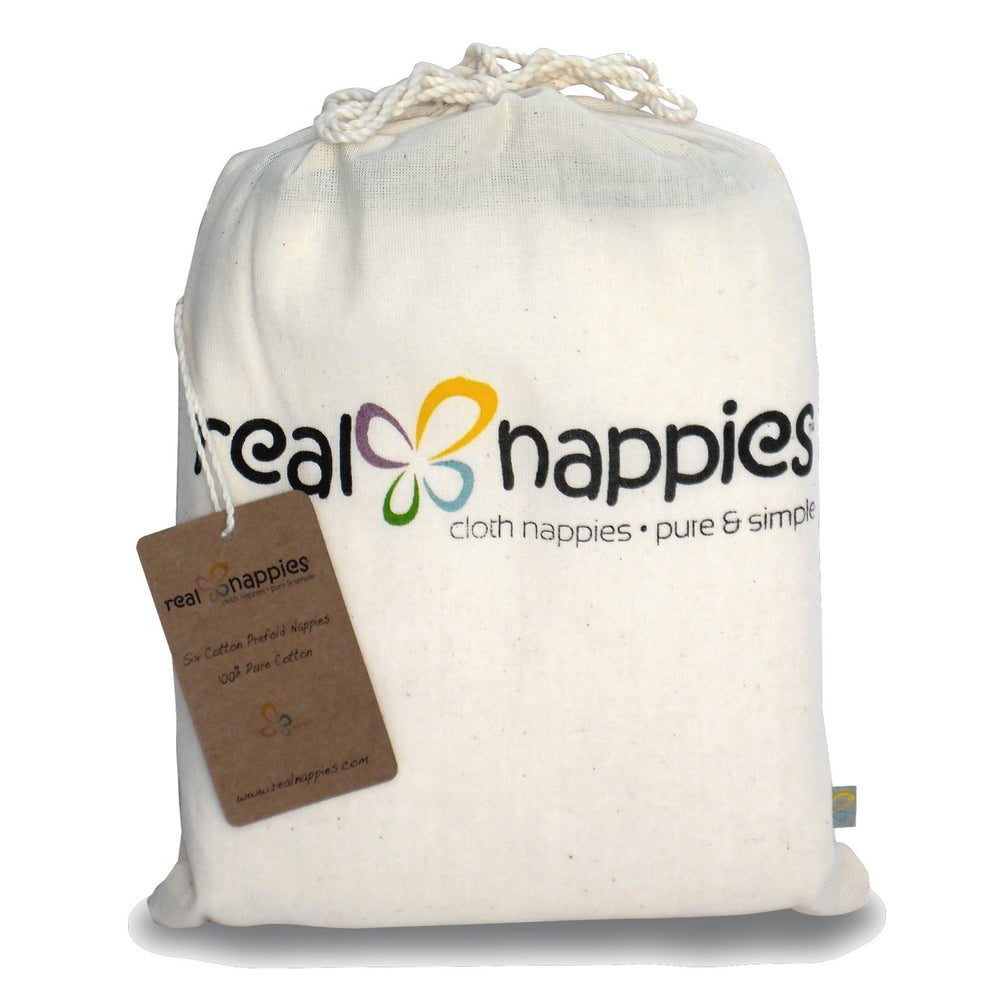 Real Nappies reusable cloth nappies-Traditional Nappy Cloths/Burp Cloths-