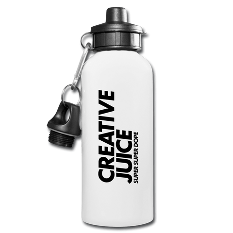 Creative Juice Water Bottle BPA Safe With Black Type Water Bottle SPOD