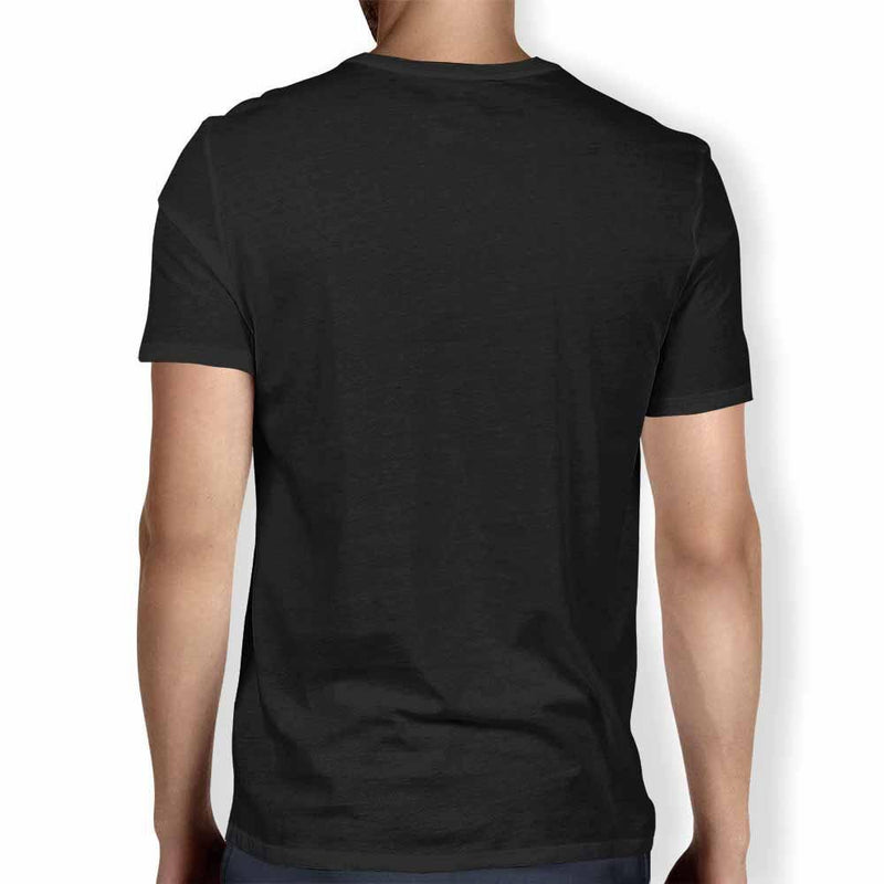 You Didnt Come This Far To Only Come This Far Organic Black T-Shirt Organic T-Shirt SPOD