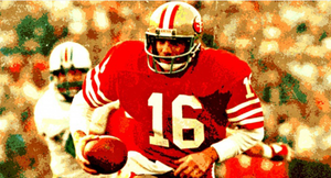 Legendary NFL quarterback Joe Montana is going green again