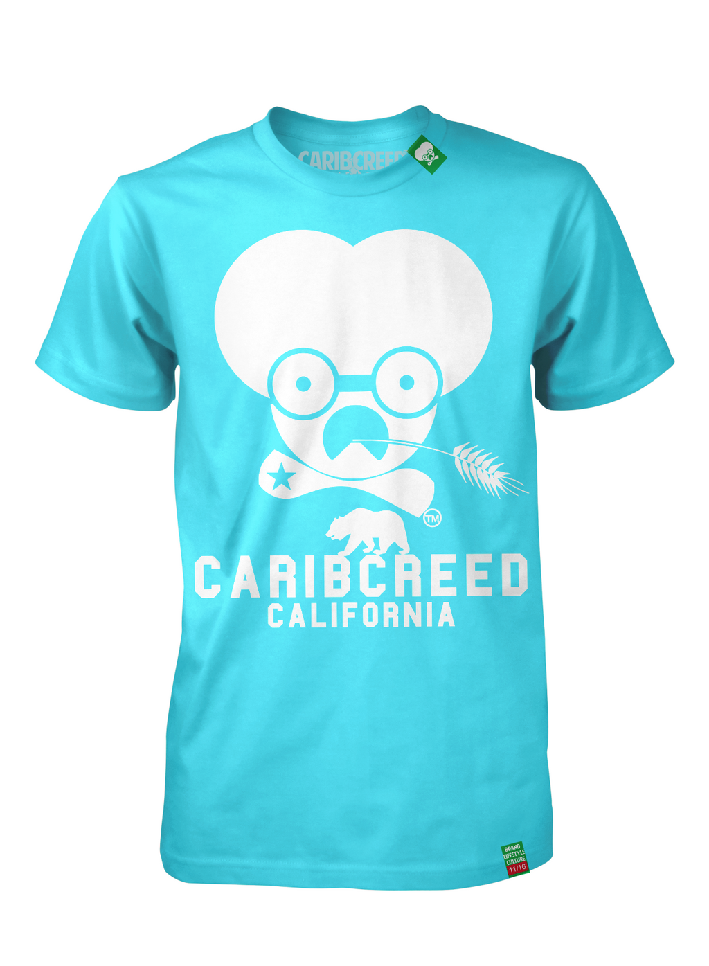 Original Classic | CALIFORNIA - CaribCreed (California) Clothing