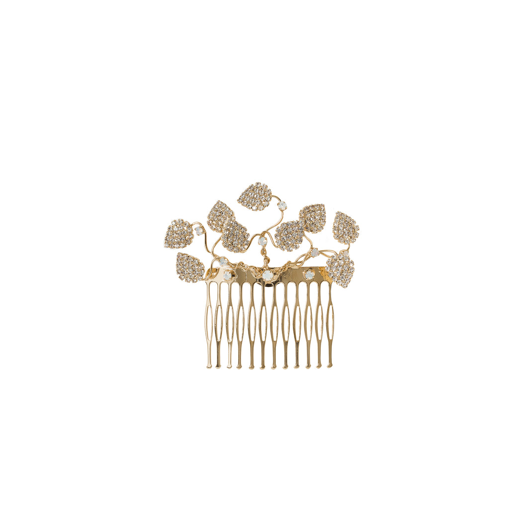 LEAVES HAIRCOMB