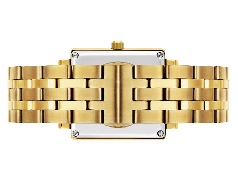18mm Gold Vasa Link Strap