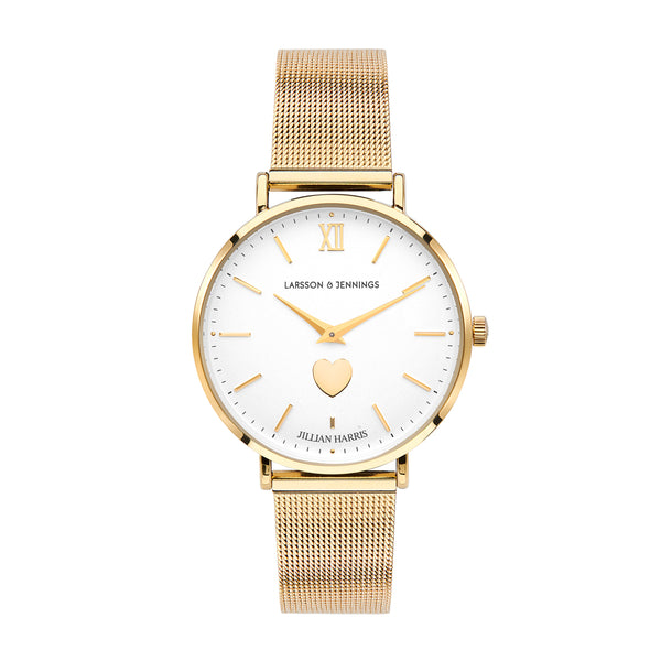 The Jilly 36mm Gold