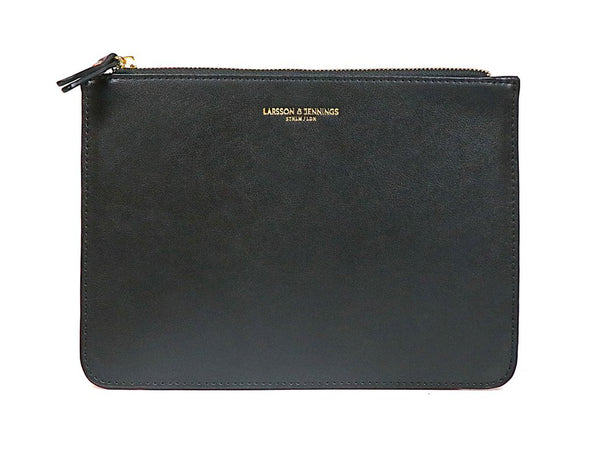 Gaia Vegan Leather Clutch