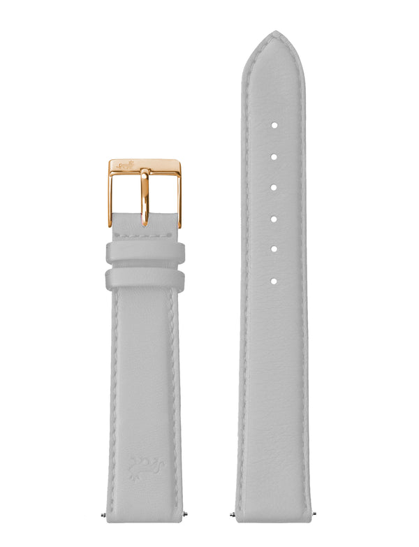 Light Grey 18MM Strap