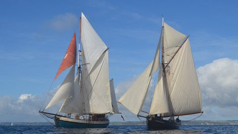 Sailing Tectona charity adults in recovery drug addiction